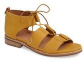 Gentle Souls Women's Fina Lace-Up Sandal