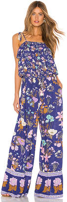 Spell & The Gypsy Collective Wild Bloom Strappy Pantsuit