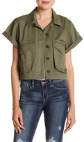 Jolt Short Sleeve Boxy Jacket