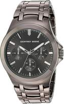 Geoffrey Beene Men's Quartz Metal and Alloy Dress Watch, Color: (Model: GB8090GU)