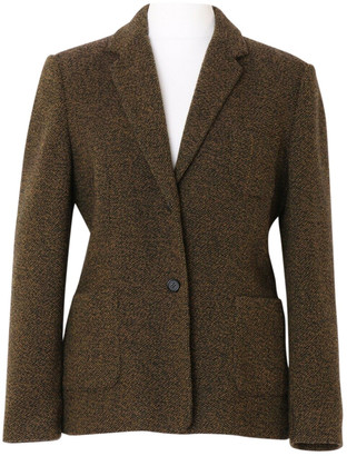 Jaeger Gold Tweed Jackets