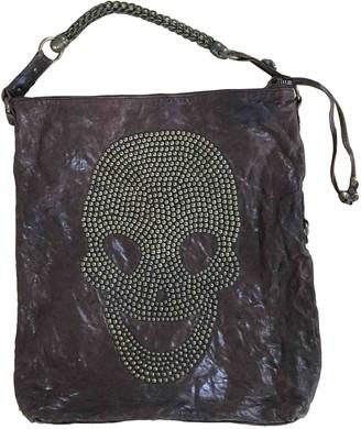 Thomas Wylde Brown Leather Handbags