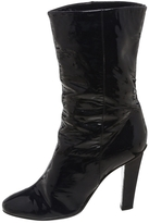 Jimmy Choo Patent leather boots