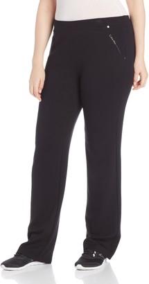 Calvin Klein Women's Plus-Size Bootleg Pant