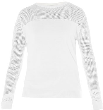 Richard Nicoll Pointelle cut out sweater