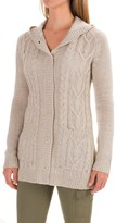 Royal Robbins Ahwahnee Hooded Cardigan Sweater (For Women)