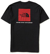 The North Face Tee Short-Sleeve Red Box Graphic Tee