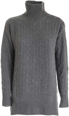 Polo Ralph Lauren Turtleneck Cable Knit Jumper
