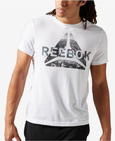 Reebok Men's Rise Above Crewneck T-Shirt