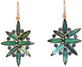 Irene Neuwirth Diamond Collection Women's Floral Drop Earrings