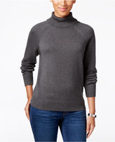 Karen Scott Turtleneck Sweater, Only at Macy's