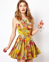 d.RA Shelby Skater Dress in Floral