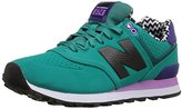 New Balance Women's WL574 Acrylic Pack Classic Sneaker