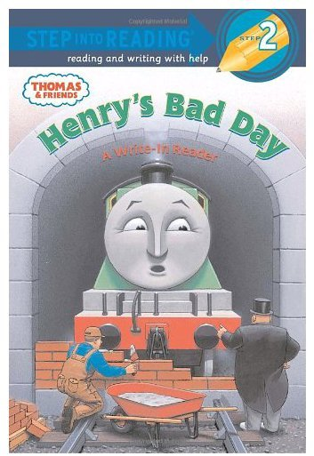 Thomas & Friends Henry's Bad Day