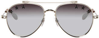 Givenchy Silver GV7057 Stars Sunglasses