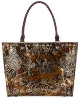Patricia Nash Metallic Zancona Medium Tote, Created for Macy's