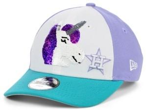New Era Women's Houston Astros Unicorn Flip 9FORTY Cap