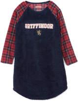 Intimo Harry Potter 'Gryffindor' Plaid Nightgown - Girls & Women