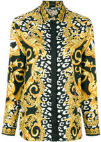 Versace printed blouse - women - Silk - 44