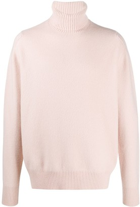Oamc Roll Neck Jumper