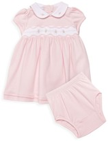 Magnolia Baby Baby Girl's Cora Coles 2-Piece Flare Dress & Bloomers Set