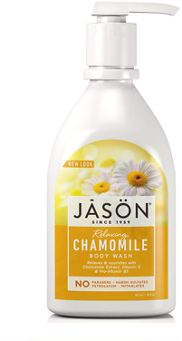 Jason Relaxing Chamomile Pure Natural Body Wash 887ml