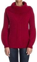 Pinko Women's Red Wool Jumper.