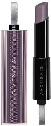 Givenchy Essence of Shadows Rouge Interdit Vinyl Lipstick