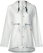 Hunter vinyl smock transparent coat - women - Polyurethane - S