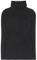 Y-3 Fine Knit Wool-blend Turtleneck Sweater