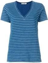 Rag & Bone striped V-neck T-shirt