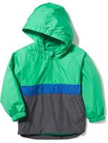 Old Navy Color-Blocked Anorak for Toddler Boys