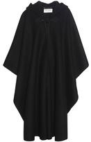 Saint Laurent Wool cape
