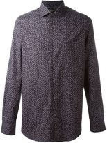 Paul Smith ant print shirt - men - Cotton - 15 1/2