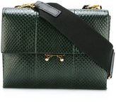 Marni 'Wallet' shoulder bag - women - Ayers Snakeskin - One Size