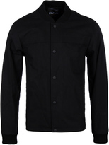 Farah Matson Black Bomber Jacket