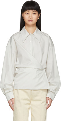 Lemaire Off-White New Twisted Shirt