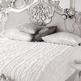 Ribbon Quilt - White