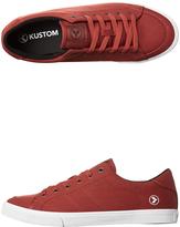 Kustom Kramer Shoe Red