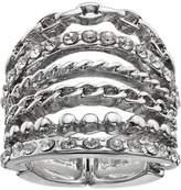 JLO by Jennifer Lopez 6-Row Stretch Ring