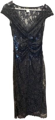 Collette Dinnigan Black Lace Dress for Women