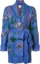 Vivienne Westwood patterned cardigan