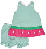 Florence Eiseman Watermelon Dress