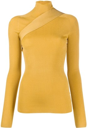 Peter Do Sash Detail Jumper