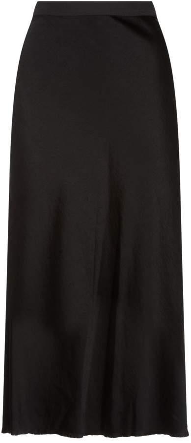 Alexander Wang Straight Midi Skirt