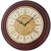 Seiko Valetta Wood Wall Clock - QXM295BLH