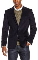 New Look Men's Slim Cord Blazer,40R