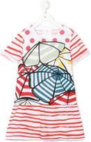 Stella McCartney umbrella print T-shirt dress