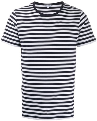 Ron Dorff striped print T-shirt