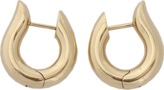 Tamara Comolli Medium Drop Hoop Earrings